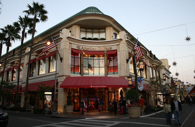 American Girl Place (Doll Store)