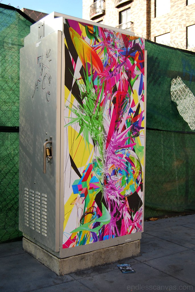 Wheatpaste « Endless Canvas – Bay Area Graffiti and Street Art