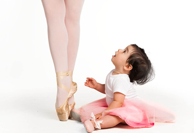 Mommy and Me Ballet