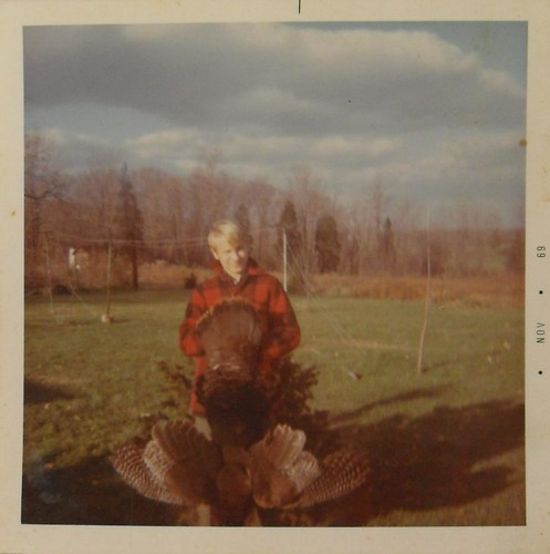 Late 1960s Turkey Thanksgiving Early 1970s KUMPF Family Vintage Photos KUMPFS Pennsylvania Americana (28)
