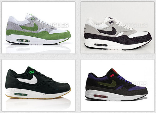 72d3422bdbc ooh top right nike air max 1 patta - didnt realise there was a white