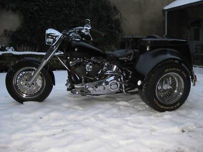 Harley Davidson trike 1959