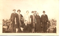 Egan Family, Creggan, Kings, Ireland