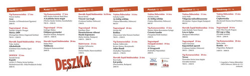 IV. Debreceni Deszka Fesztivál