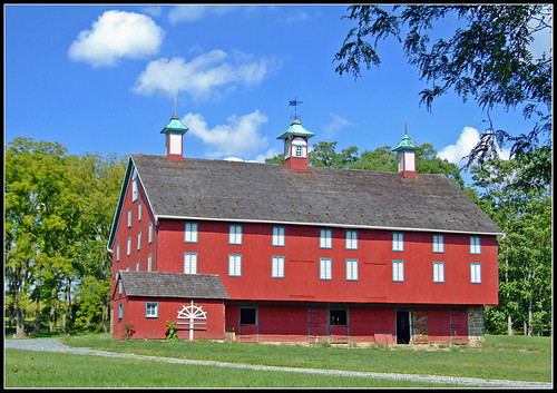 Daniel Lady barn - Gettysburg