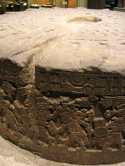 aztec - stone of tizoc