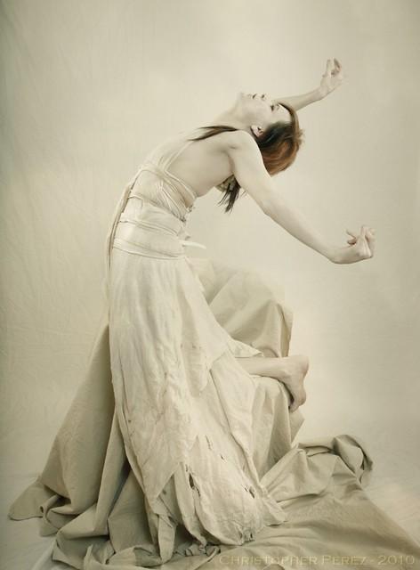 Seraphic Society - Shelley Federick (Butoh)