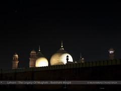 Badshahi Masjid - Low Key