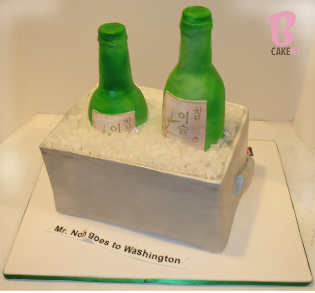 Beer Cooler Cake http://www.flickr.com/photos/bcakeny/4478433088/