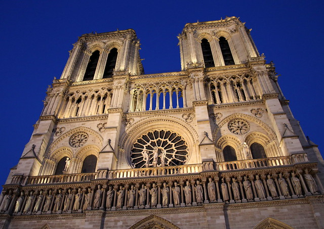 Notre Dame Cathedral: Top 10 Free Attractions in Europe