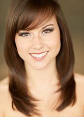 Emma natural light headshot