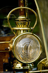 1910 Packard Touring - Detail