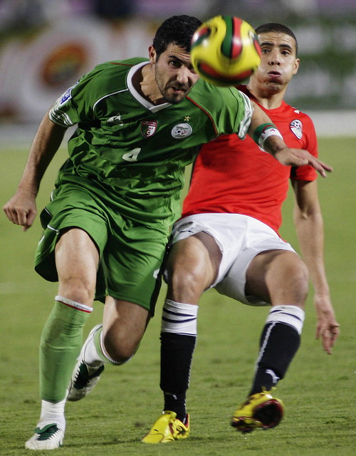 Egypt vs. Algeria 2-0 from Flickr via Wylio