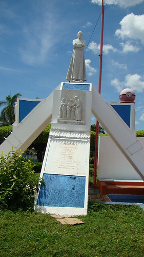 826  Nicaragua - Corinto - Padre Jose Schendel