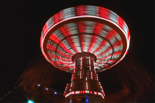 you spin me round and round