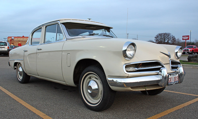 1953 studebaker champion 4 door sedan 3 of 6