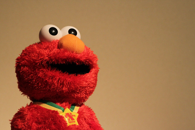 elmo tmx extra special edition flickr photo sharing