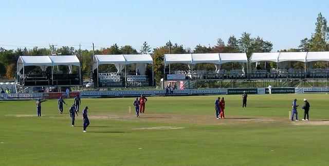 Sri Lanka v Zimbabwe - T20 tournament in Canada.