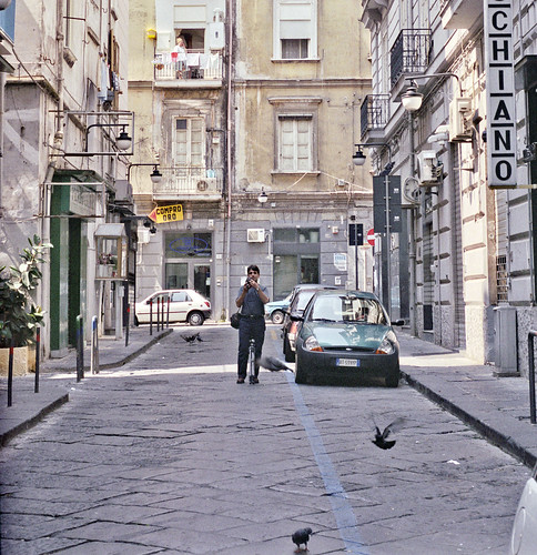Napoli from life of Pier Paolo Pasolini