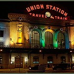 Union Station Train Hall
