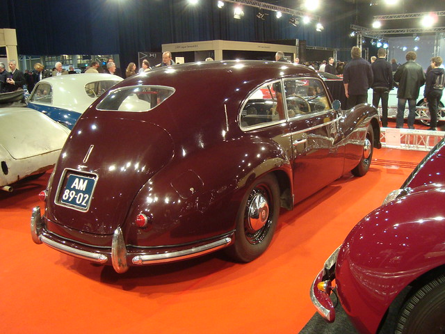 1950 Alfa Romeo 6C 2500 Sport Freccia d'Oro   Flickr - Photo Sharing!