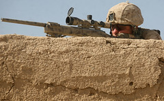 Marine Sniper Sergeant Rick Keller A Scout Sniper With 3r Flickr