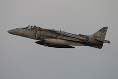 "McDonnell-Douglas AV-8B Harrier II Plus BuNo 165549, VX-31 ""Dust Devils"""
