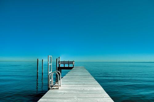 water bay pier nikon 1855mm nikkor chesapeake hdr d5000
