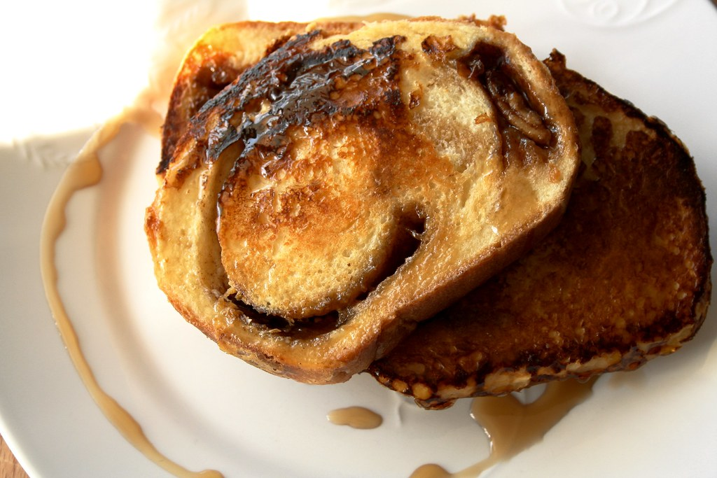 Cinnamon Swirl French Toast Recipe — Dishmaps