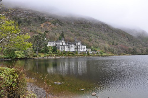 Kylemore Abbey, Co. Galway, Ireland