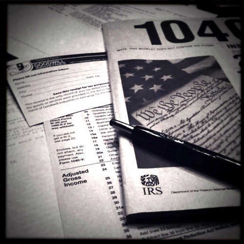Hammer365: 087/278 Taxes Are Done!