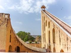 Samrat Yantra (Sundial) - Jantar Mantar