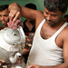 Tea Wallah in Old Dhaka - Bangladesh
