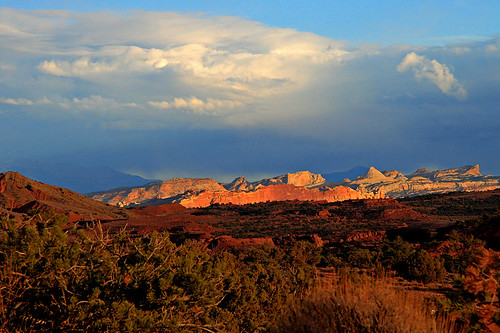 Capitol Reef Illuminations
