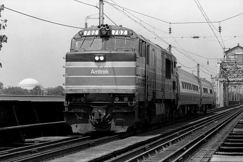 Amtrak Hilltopper (1978)