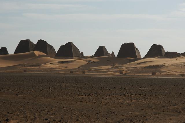 Day 146 - Meroe to Karima (Jebel Barkal) - 022