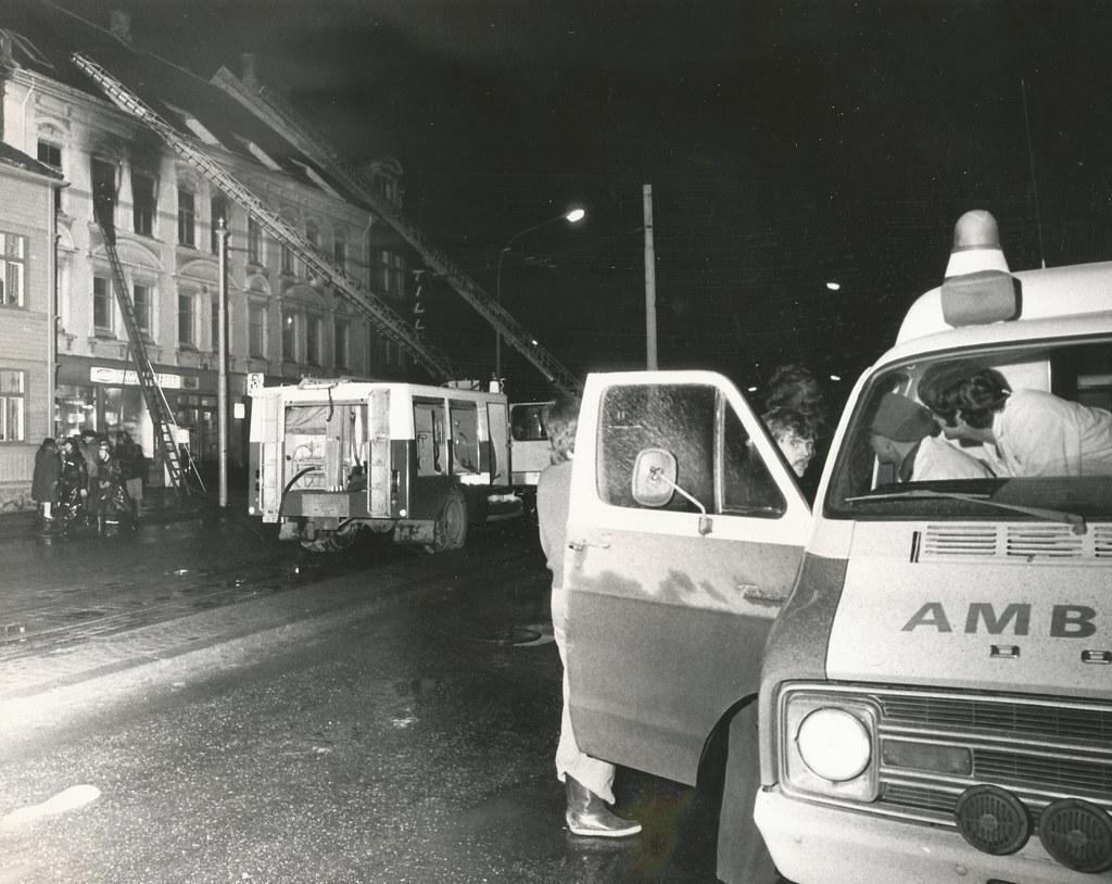 dating en brannmann ambulanse
