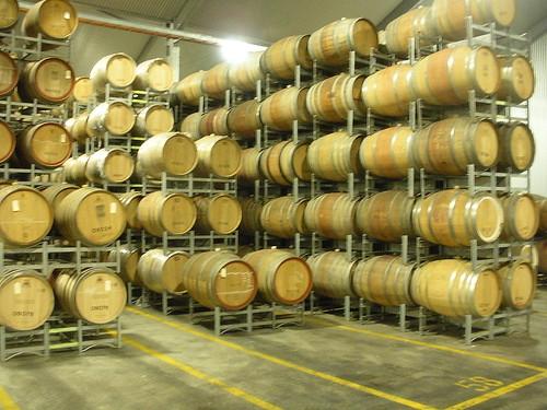 Torbreck Barrel Ageing Facility