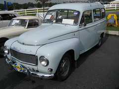 1966 Volvo P210