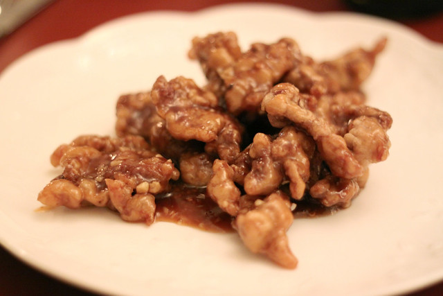 Crispy Orange Beef | Flickr - Photo Sharing!