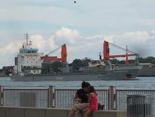 Cargo ship Flintermar