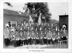 1954, Die Schützengruppe, SW134