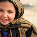 Small photo of An Afghan girl