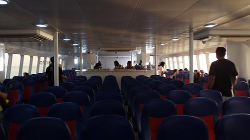 Boat to Koh Phangan -Holiday-1st Day2