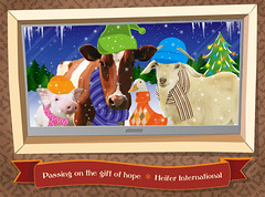 Holiday Card (Website)