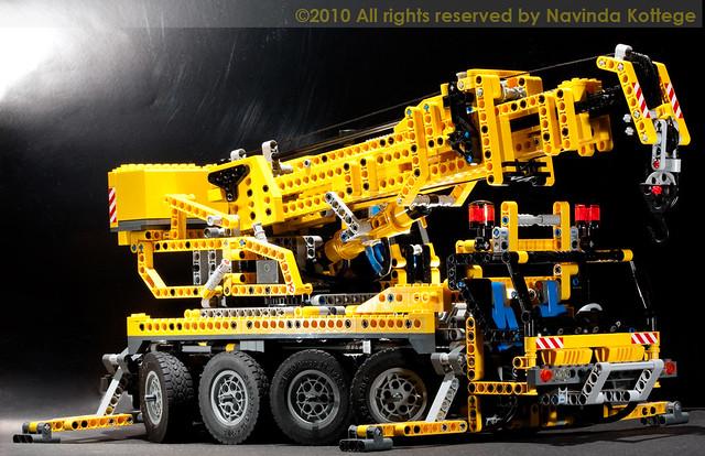 Axle (side)