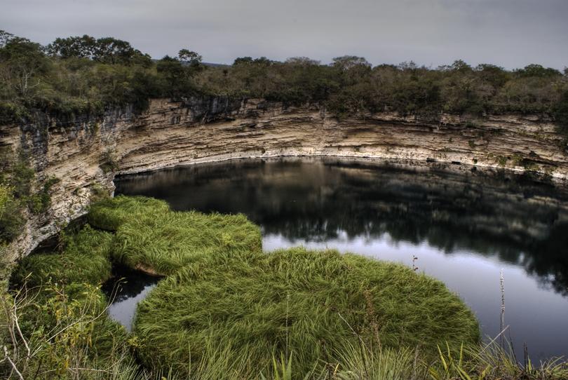 Cenote el Zacaton