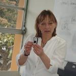 Taller Darwin y Evolución, Karen Kalumuck