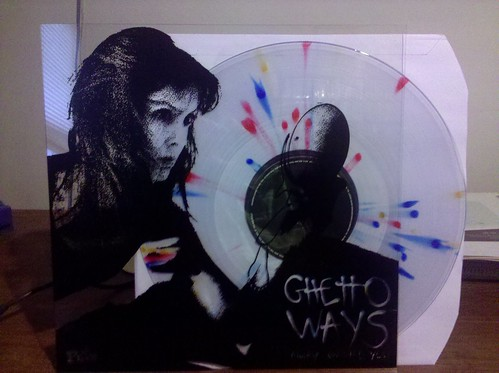 Ghetto Ways - Always Wanted You LP by factportugal