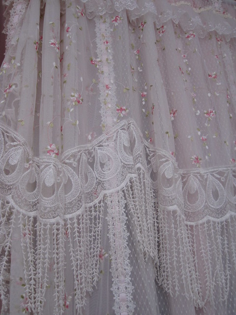 victorian lace curtains | eBay